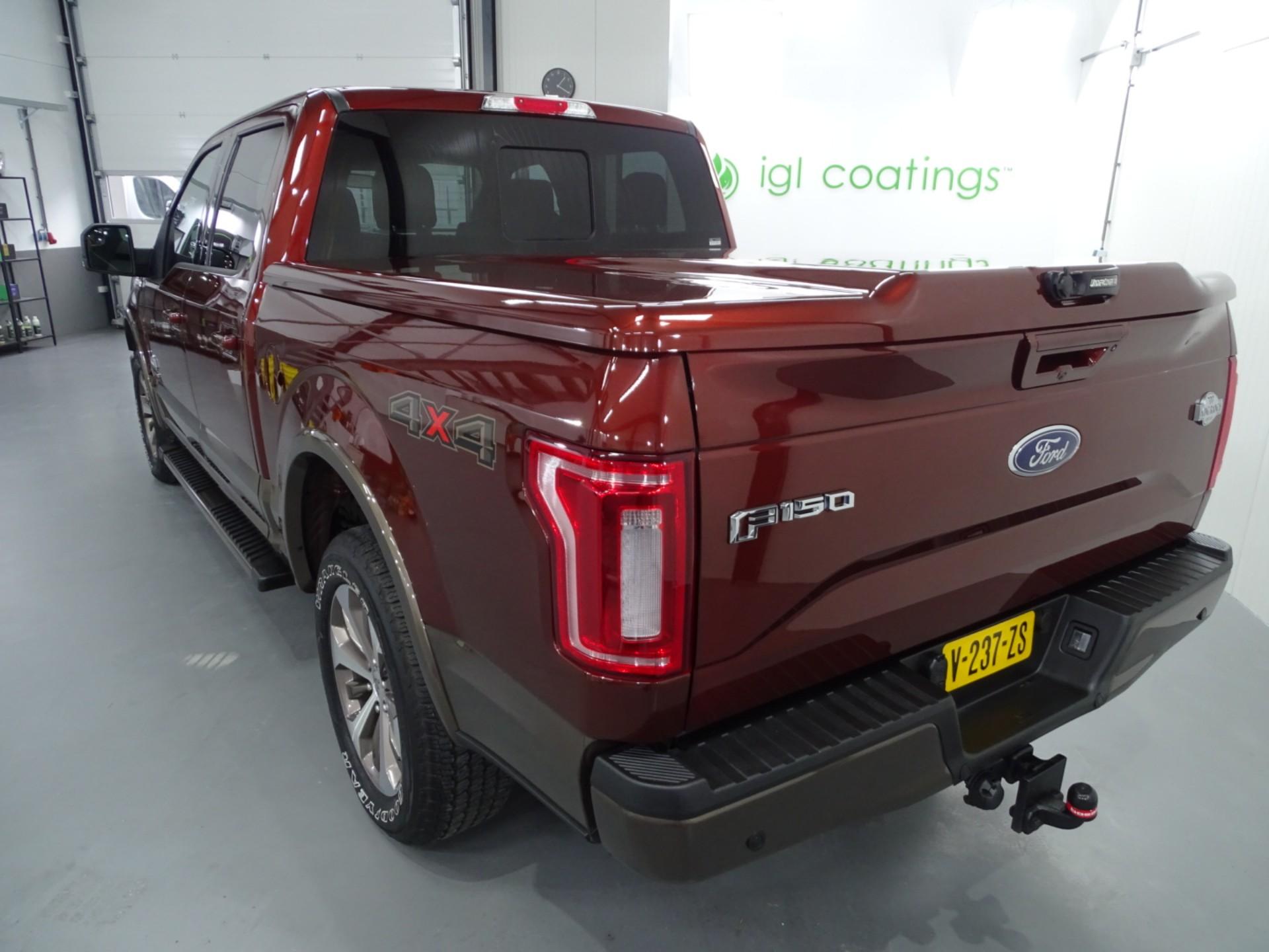 Ford laten poetsen