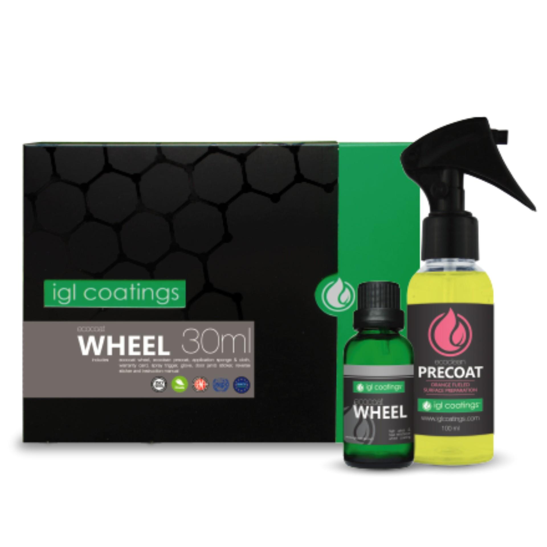 IGL Coating Wheel