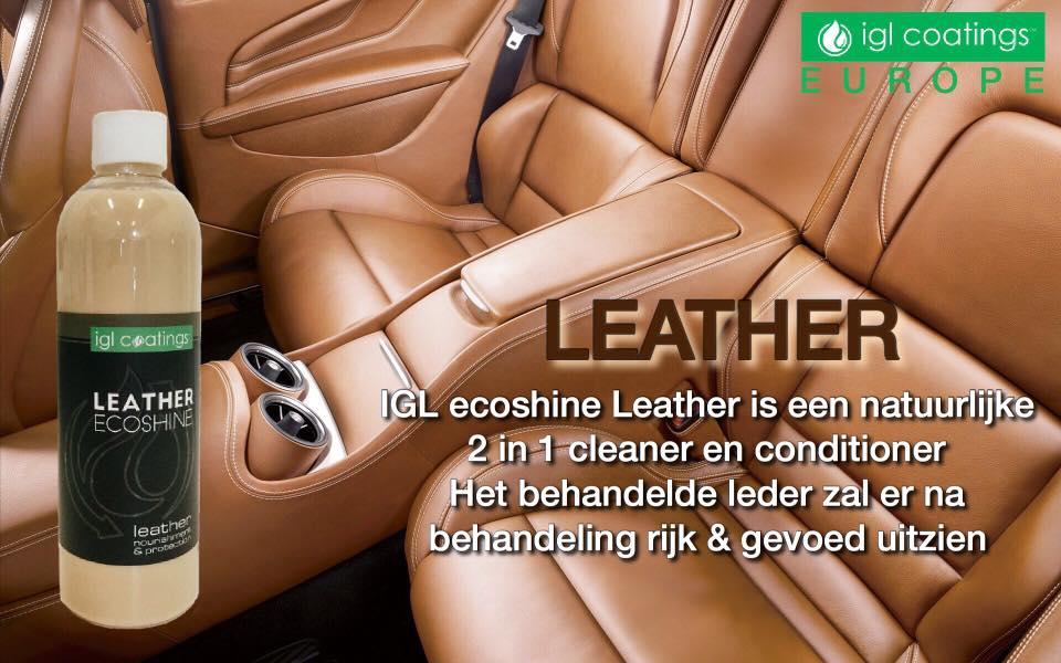IGL Coatings Leather