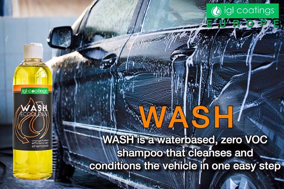 IGL Coatings Wash
