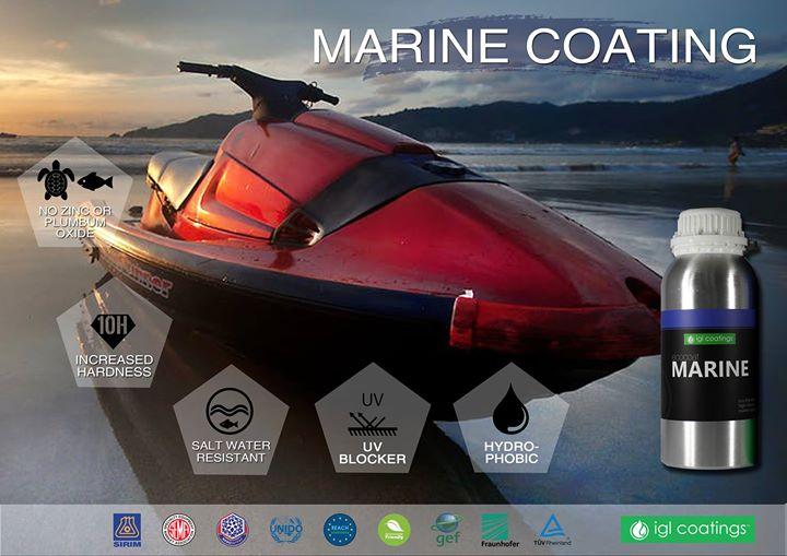 IGL Coatings Marine