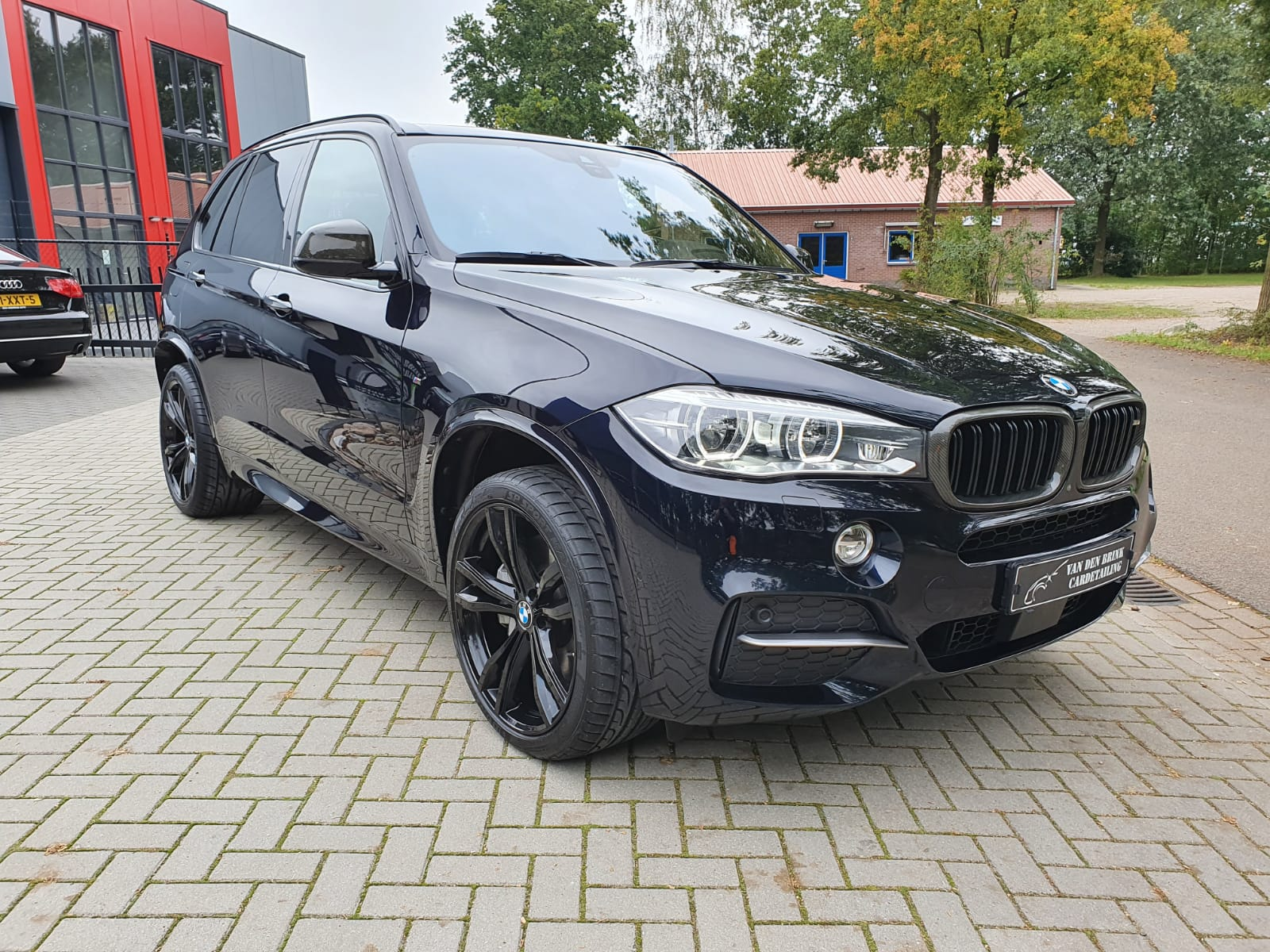 BMW X5 glascoating