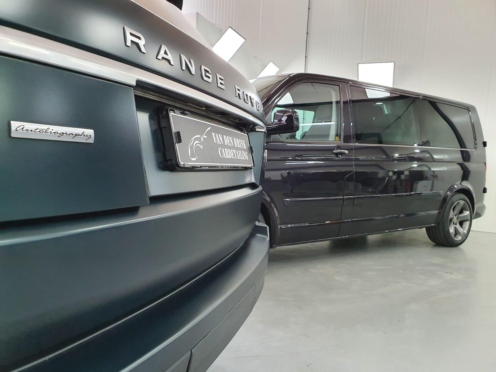 Range Rover Van den Brink
