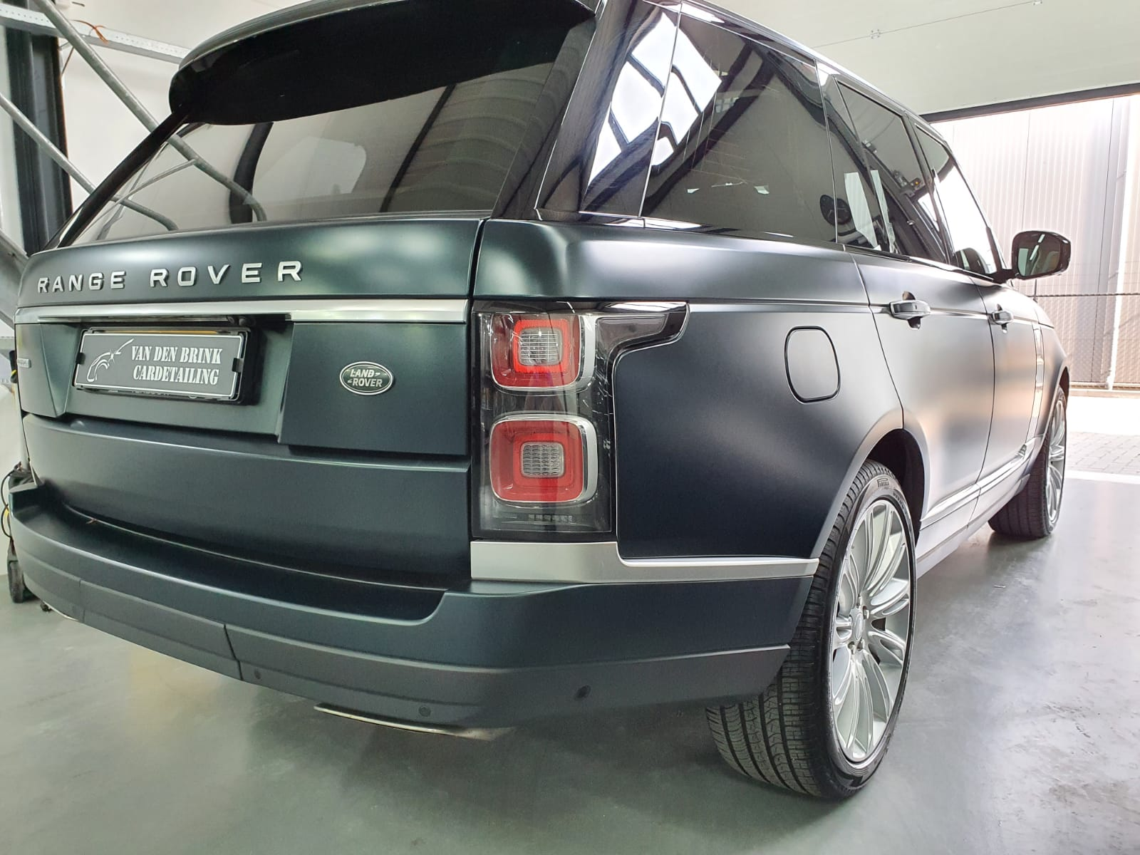 Range Rover behandeling
